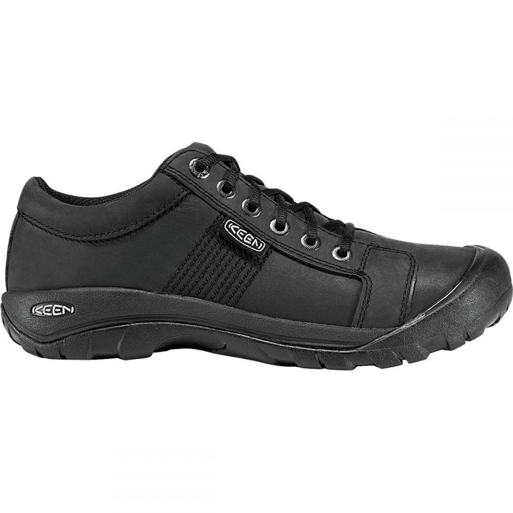 キーン KEEN メンズ シューズ・靴 【Austin Shoe】Black