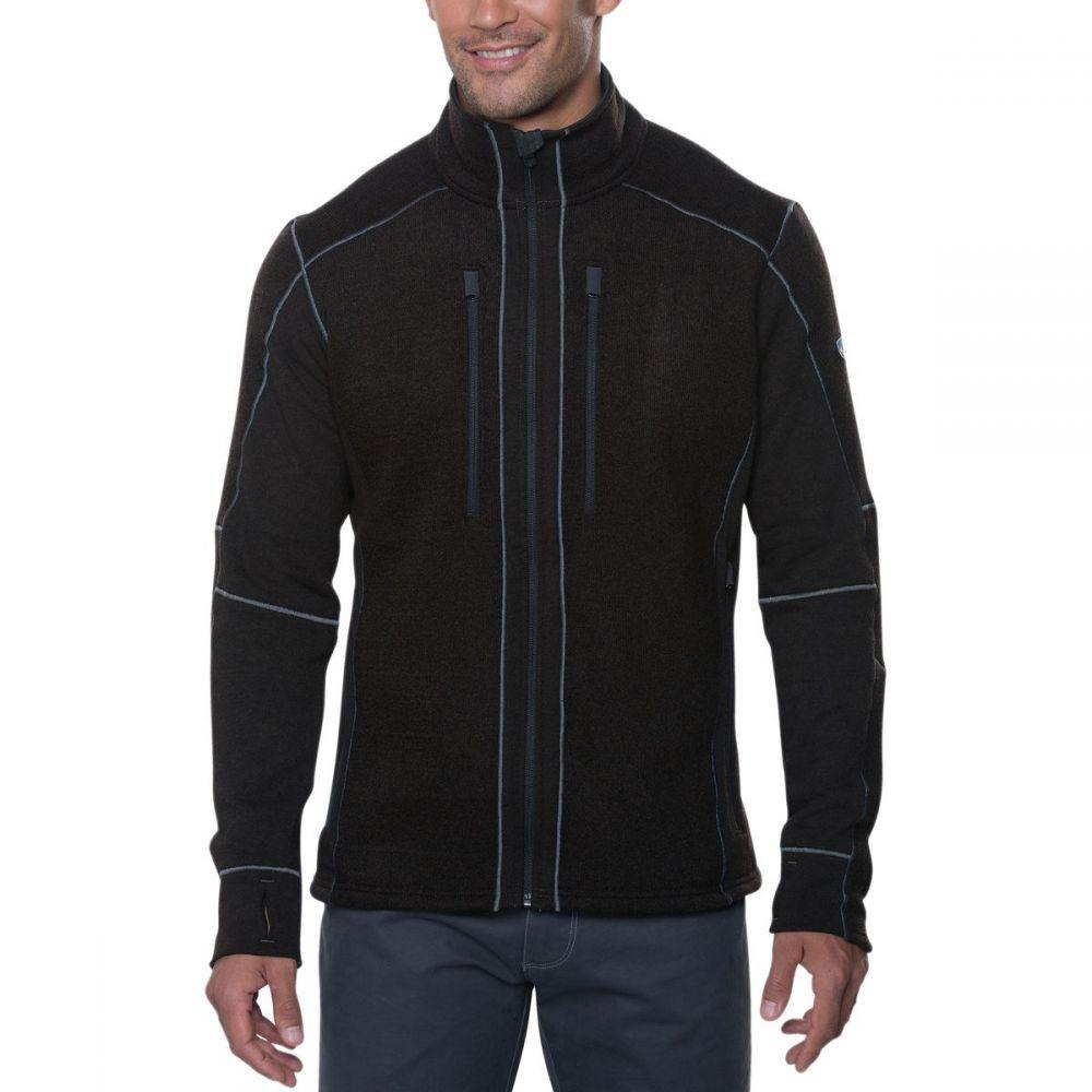 キュール KUHL メンズ フリース トップス【Interceptr Fleece Jacket】Charcoal