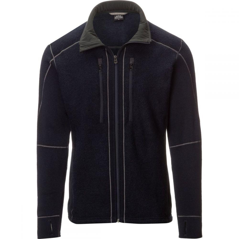キュール KUHL メンズ フリース トップス【Interceptr Fleece Jacket】Mutiny Blue