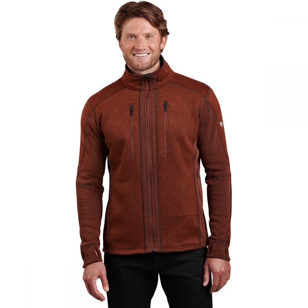 キュール KUHL メンズ フリース トップス【Interceptr Fleece Jacket】Red Rock
