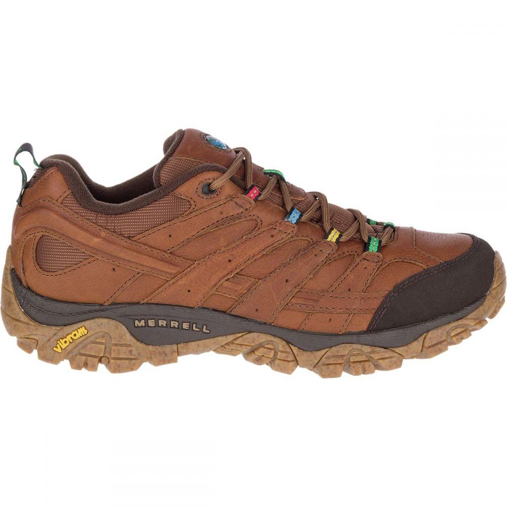 メレル Merrell メンズ ハイキング・登山 シューズ・靴【Moab 2 Earth Day Hiking Shoe】Monks Robe