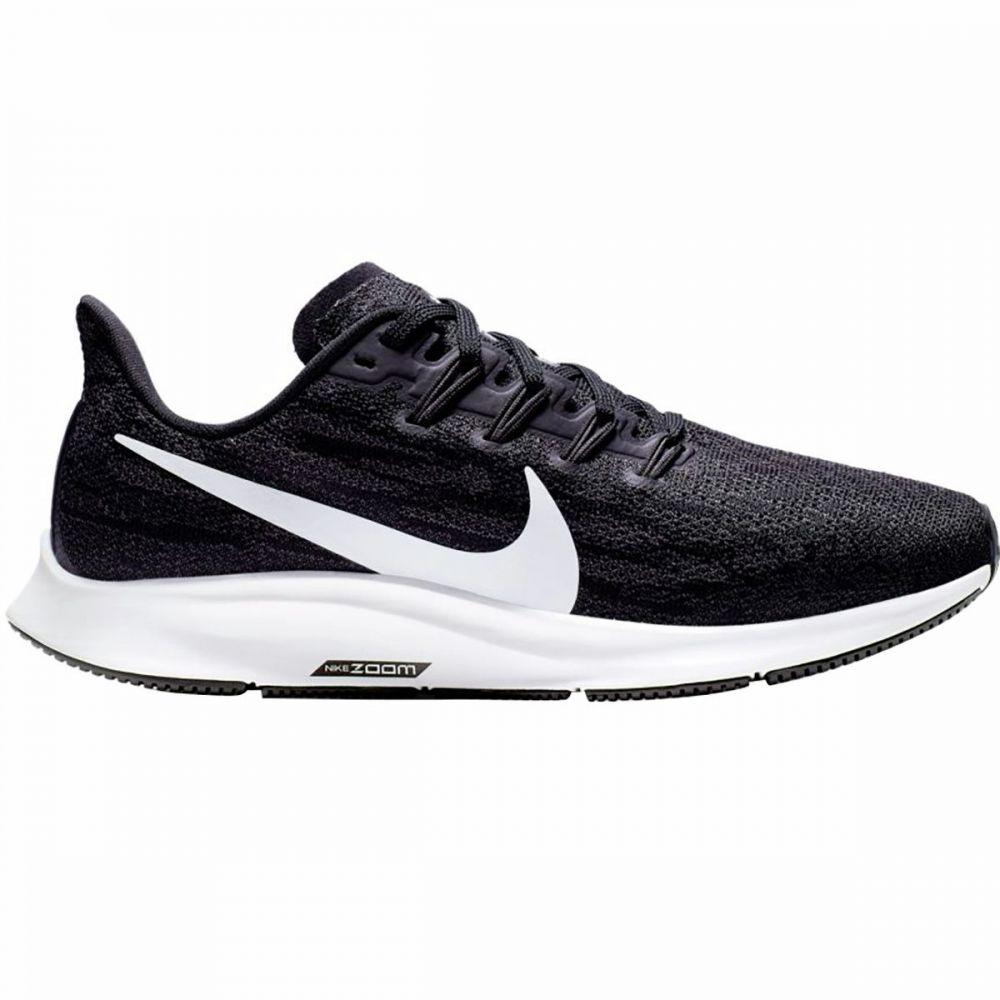ナイキ Nike レディース ランニング・ウォーキング エアズーム シューズ・靴【Air Zoom Pegasus 36 Running Shoe】Black/White-thunder Grey