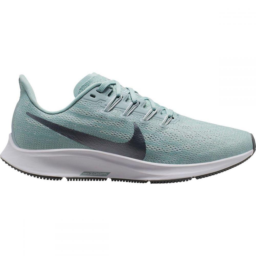 ナイキ Nike レディース ランニング・ウォーキング エアズーム シューズ・靴【Air Zoom Pegasus 36 Running Shoe】Ocean Cube/Mtlc Cool Grey-Pure Platinum