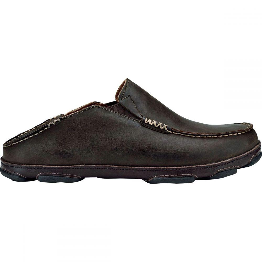 オルカイ Olukai メンズ シューズ・靴 【Moloa Shoe】Dark Wood/Dark Java