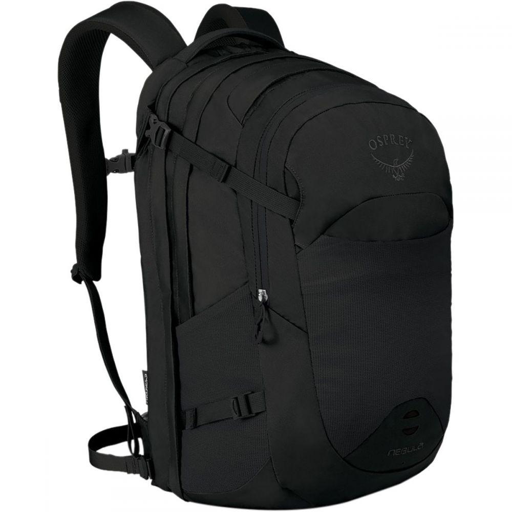 オスプレー Osprey Packs レディース バックパック・リュック バッグ【Nebula 34L Backpack】Black/Black