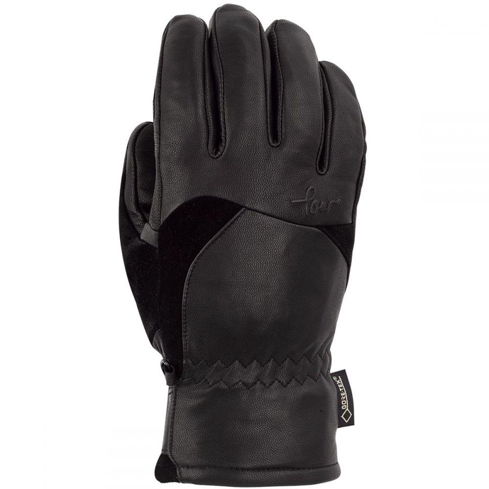 ポウグローブ Pow Gloves レディース 手袋・グローブ 【Stealth GTX Glove Plus WARM】Black