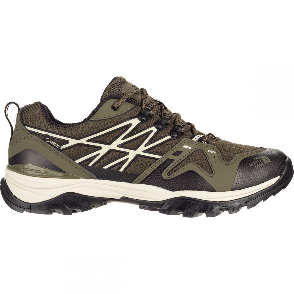 ザ ノースフェイス The North Face メンズ ハイキング・登山 シューズ・靴【Hedgehog Fastpack GTX Hiking Shoe - Wide】New Taupe Green/Tnf Black