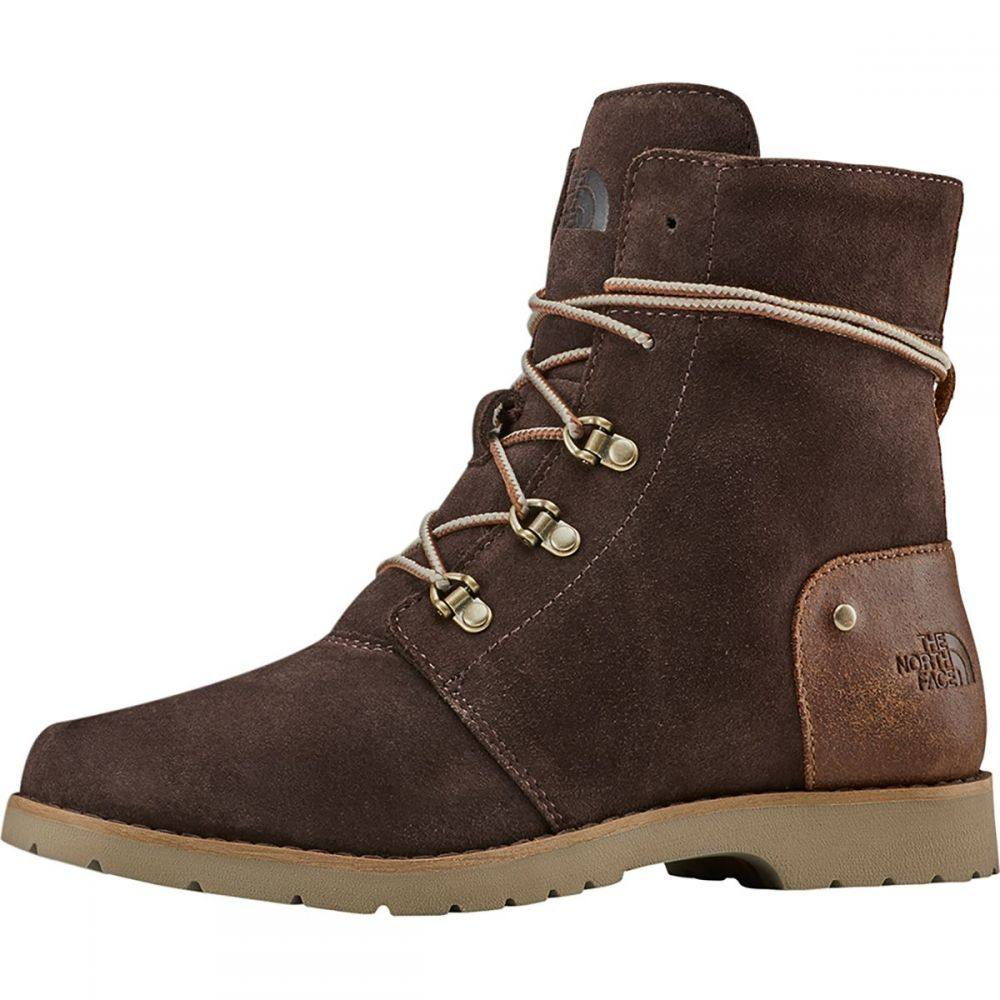 ザ ノースフェイス The North Face レディース ブーツ シューズ・靴【Ballard Lace II Suede Boot】Bracken Brown/Dachshund Brown