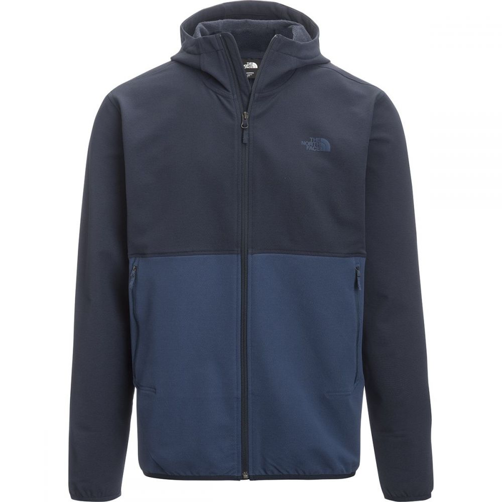 ザ ノースフェイス The North Face メンズ フリース トップス【Tekno Ridge Full - Zip Hoodie】Urban Navy/Blue Wing Teal