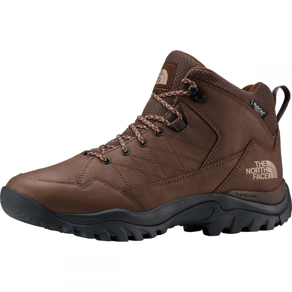 ザ ノースフェイス メンズ ハイキング・登山 シューズ・靴 Tnf Black/Ebony Grey 【サイズ交換無料】 ザ ノースフェイス The North Face メンズ ハイキング・登山 ブーツ シューズ・靴【Storm Strike II WP Hiking Boot】Tnf Black/Ebony Grey