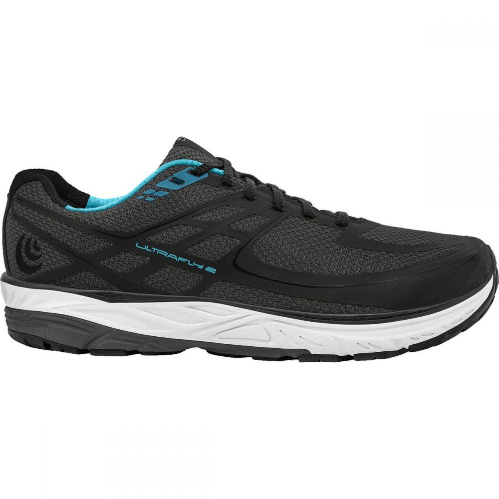 トポ アスレチック Topo Athletic レディース ランニング・ウォーキング シューズ・靴【Ultrafly 2 Running Shoe】Black/Blue