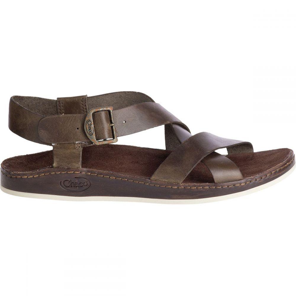 チャコ Chaco レディース サンダル・ミュール シューズ・靴【Wayfarer Sandal】Otter