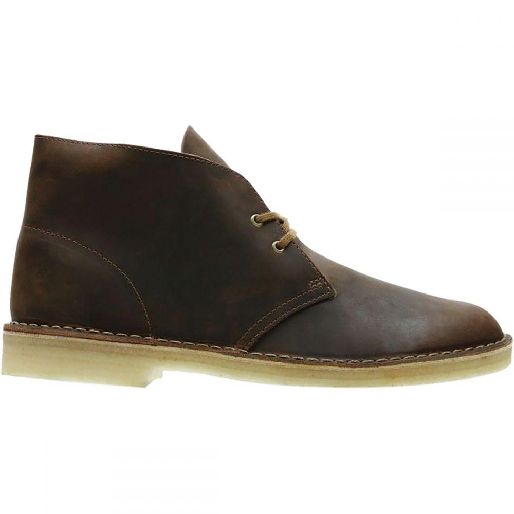クラークス Clarks メンズ ブーツ シューズ・靴【Desert Boot】Beeswax