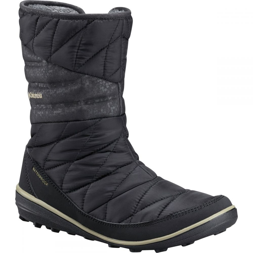コロンビア Columbia レディース ブーツ シューズ・靴【Heavenly Slip II Omni - Heat Boot】Black/Silver Sage