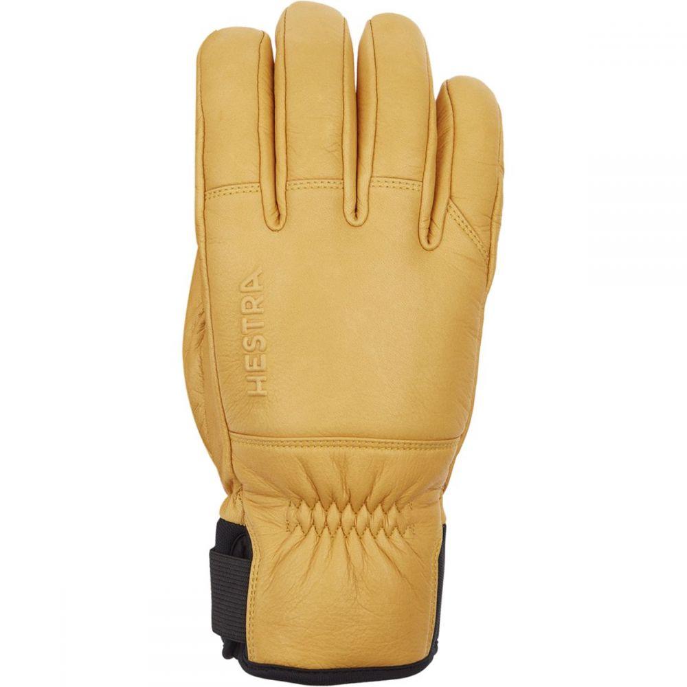 ヘスタ Hestra メンズ 手袋・グローブ 【Omni Insulated Glove】Tan