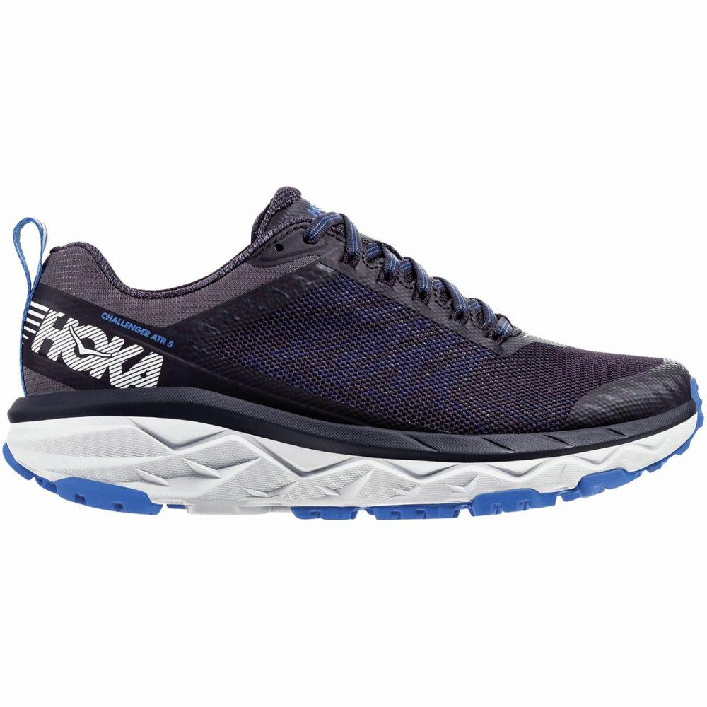 ホカ オネオネ HOKA ONE ONE レディース ランニング・ウォーキング シューズ・靴【Challenger ATR 5 Running Shoe】Obsidian/Palace Blue