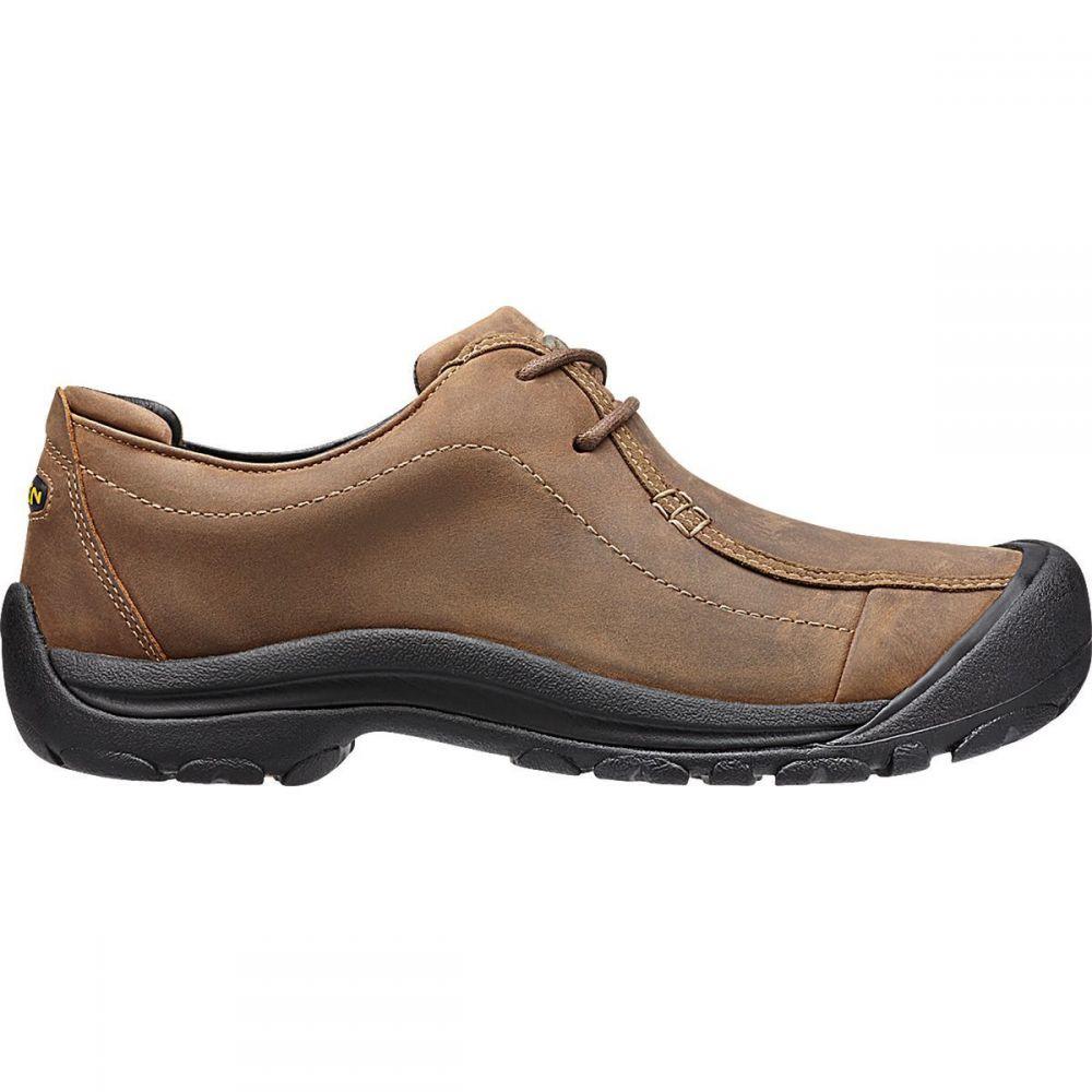 キーン KEEN メンズ シューズ・靴 【Portsmouth II Shoe】Dark Earth