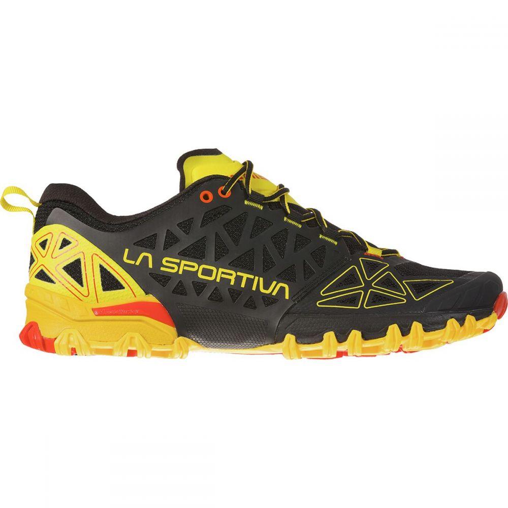 ラスポルティバ La Sportiva メンズ ランニング・ウォーキング シューズ・靴【Bushido II Trail Running Shoe】Black/Yellow