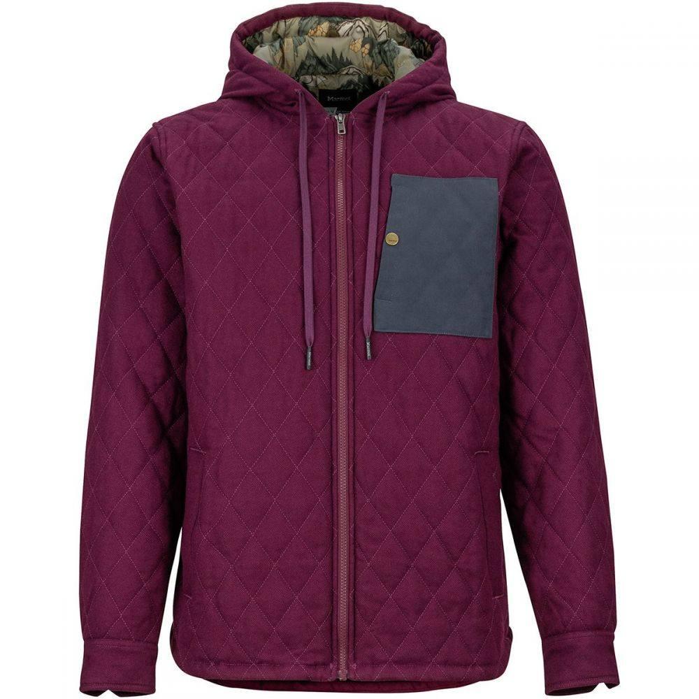 マーモット Marmot メンズ ジャケット アウター【Mt. Rose Insulated Flannel Long - Sleeve Jacket】Fig
