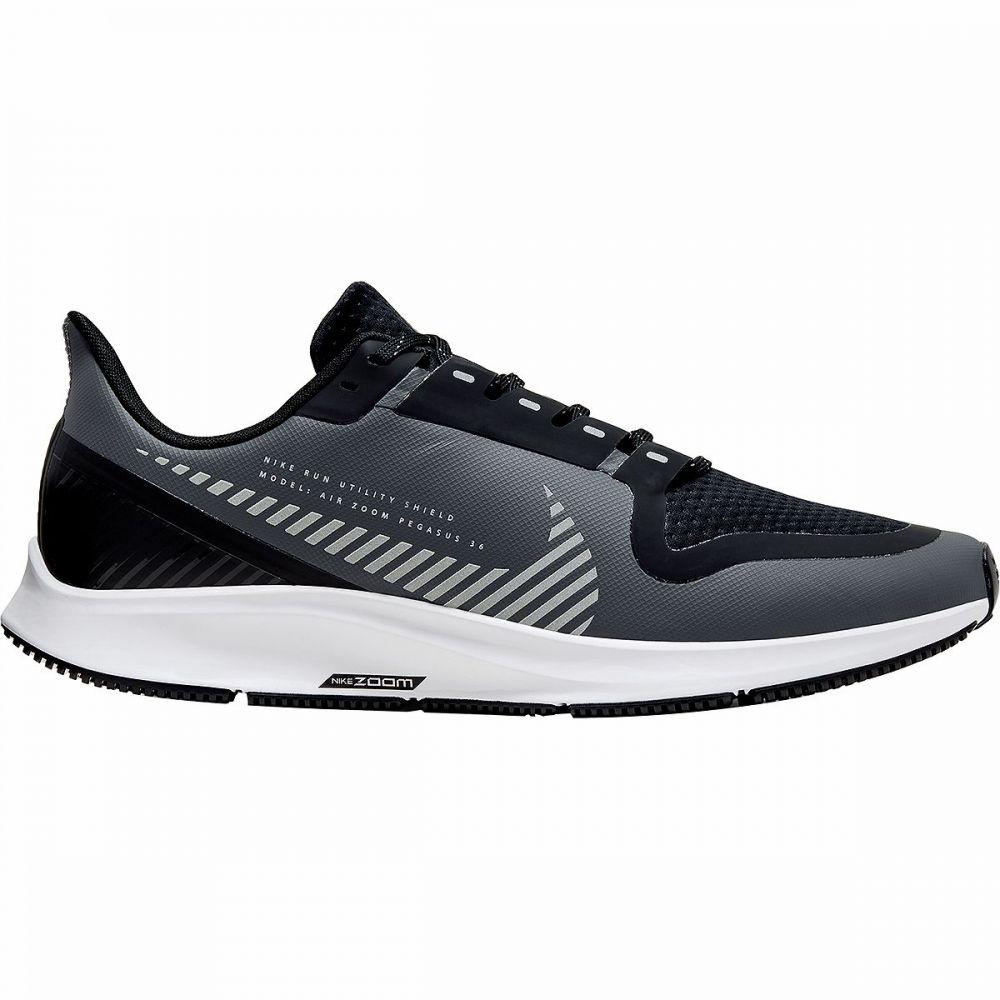 ナイキ Nike メンズ ランニング・ウォーキング エアズーム シューズ・靴【Air Zoom Pegasus 36 Shield Running Shoe】Cool Grey/Silver-Black-Vast Grey