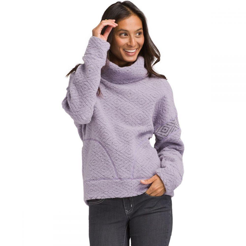 プラーナ Prana レディース ニット・セーター トップス【Crestland Pullover Sweater】Moonstone Heather