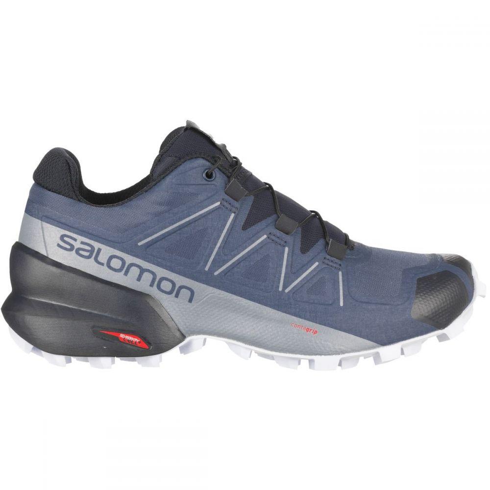 サロモン Salomon レディース ランニング・ウォーキング シューズ・靴【Speedcross 5 Trail Running Shoe】Sargasso Sea/Navy Blazer/Heather