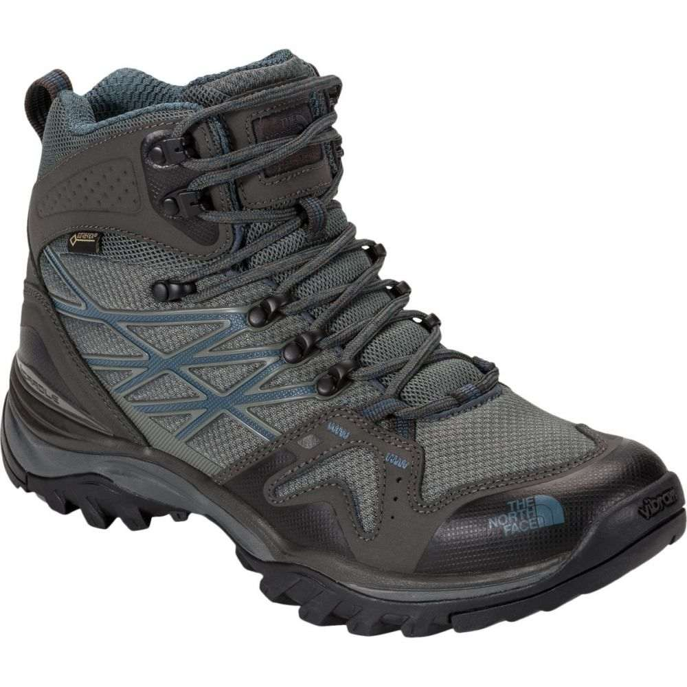 ザ ノースフェイス The North Face メンズ ハイキング・登山 ブーツ シューズ・靴【Hedgehog Fastpack Mid GTX Hiking Boot】Graphite Grey/Dark Slate Blue