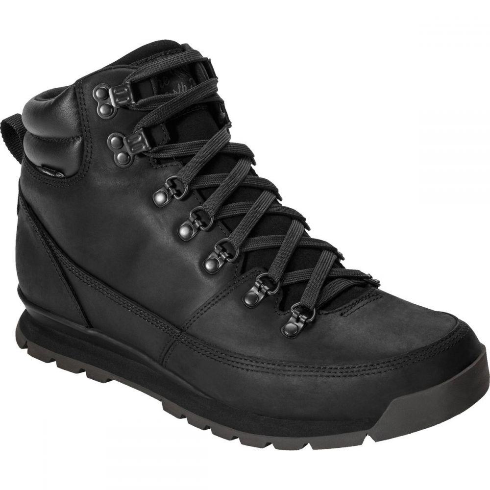ザ ノースフェイス The North Face メンズ ブーツ シューズ・靴【Back - To - Berkeley Redux Leather Boot】Tnf Black/Tnf Black/Tnf Black
