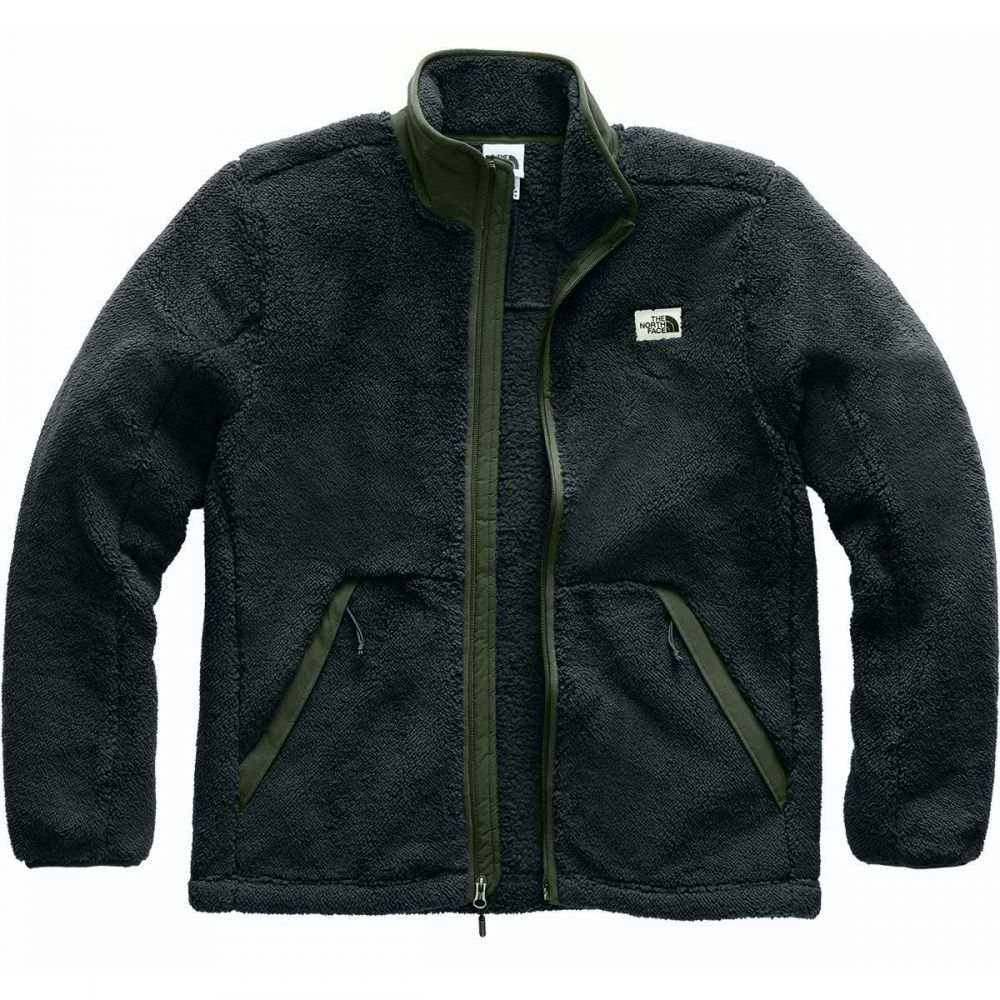 ザ ノースフェイス The North Face メンズ フリース トップス【Campshire Full - Zip Fleece Jacket】Asphalt Grey/New Taupe Green