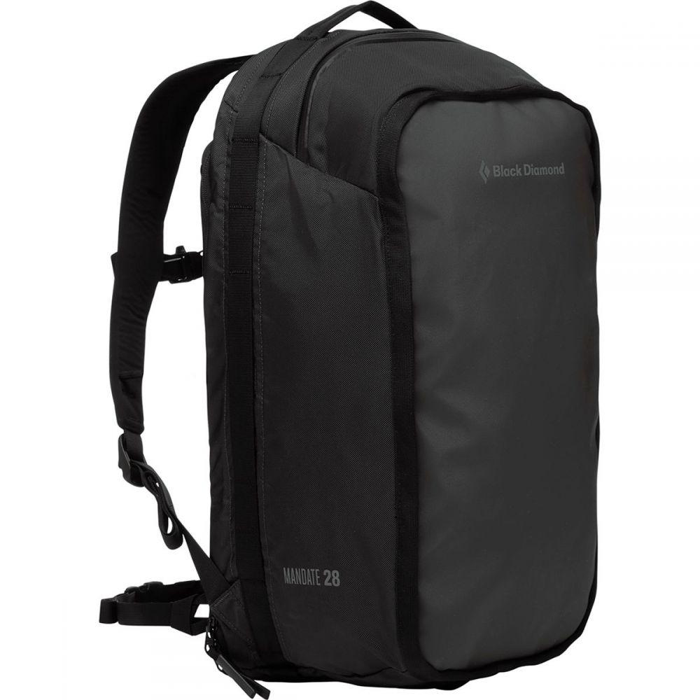 ブラックダイヤモンド Black Diamond レディース バックパック・リュック バッグ【Creek Mandate 28L Backpack】Black