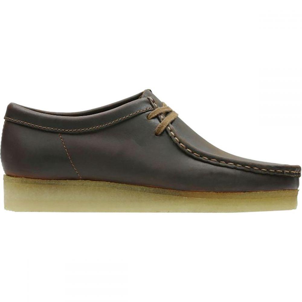 クラークス Clarks メンズ シューズ・靴 【Wallabee Shoe】Beeswax