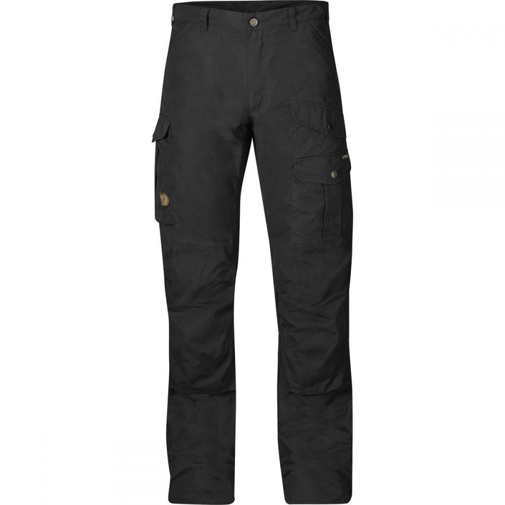 フェールラーベン Fjallraven メンズ ハイキング・登山 ボトムス・パンツ【Barents Pro Trouser】Black/Black