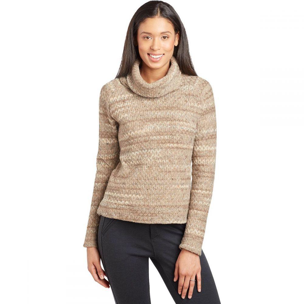 キュール KUHL レディース ニット・セーター トップス【Rogue Sweater】Taupe