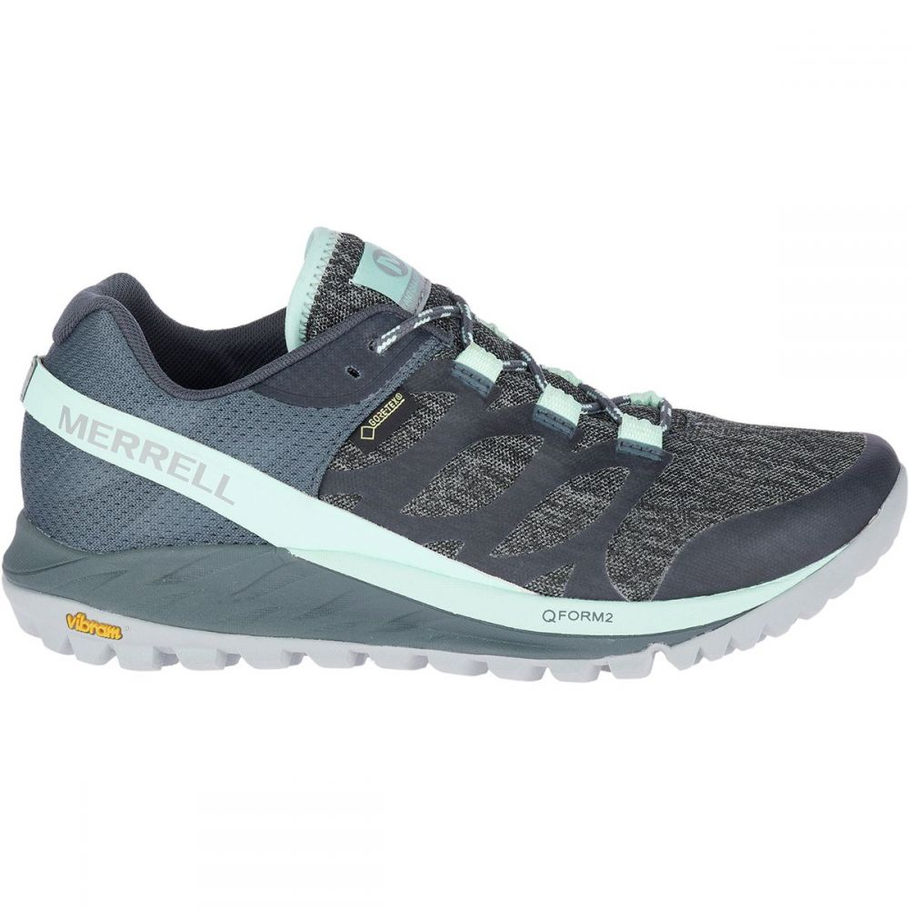 メレル Merrell レディース ランニング・ウォーキング シューズ・靴【Antora GTX Trail Running Shoe】Turbulence