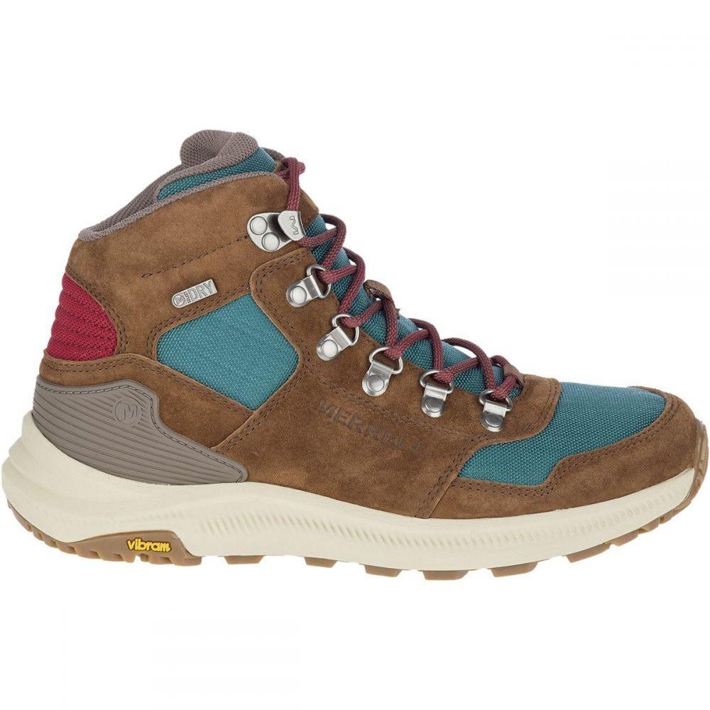 メレル Merrell レディース ハイキング・登山 ブーツ シューズ・靴【Ontario 85 Mid WP Boot】Dragonfly