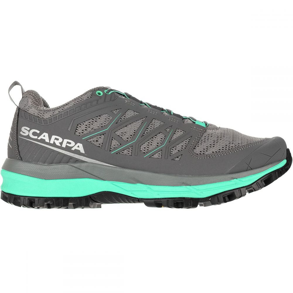 スカルパ Scarpa レディース ランニング・ウォーキング シューズ・靴【Proton XT Running Shoe】Grey/Maldive
