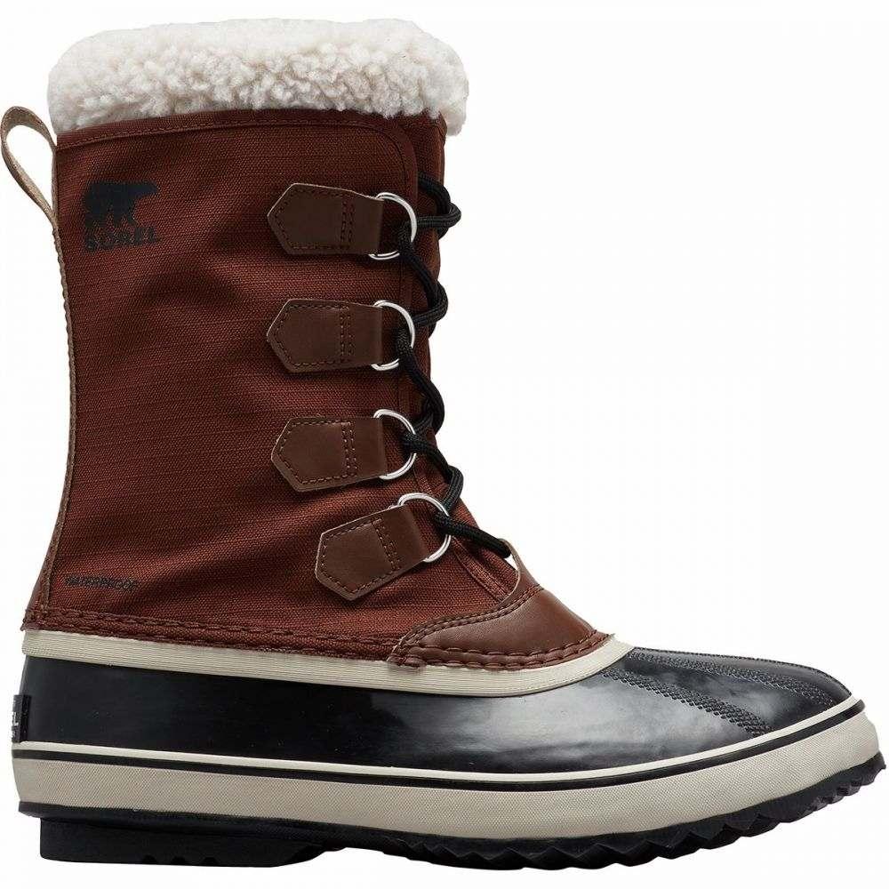 ソレル Sorel メンズ ブーツ シューズ・靴【1964 Pac Nylon Boot】Black/Ancient Fossil