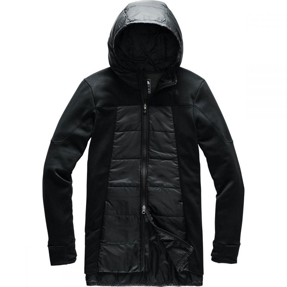 ザ ノースフェイス The North Face レディース フリース トップス【Motivation Hybrid Long Jacket】Tnf Black