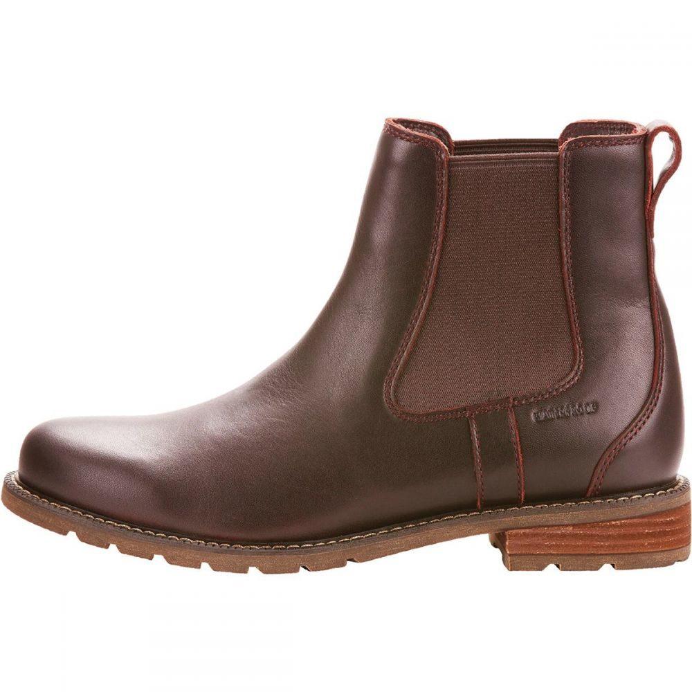 アリアト Ariat レディース ブーツ シューズ・靴【Wexford H20 Boot】Cordovan