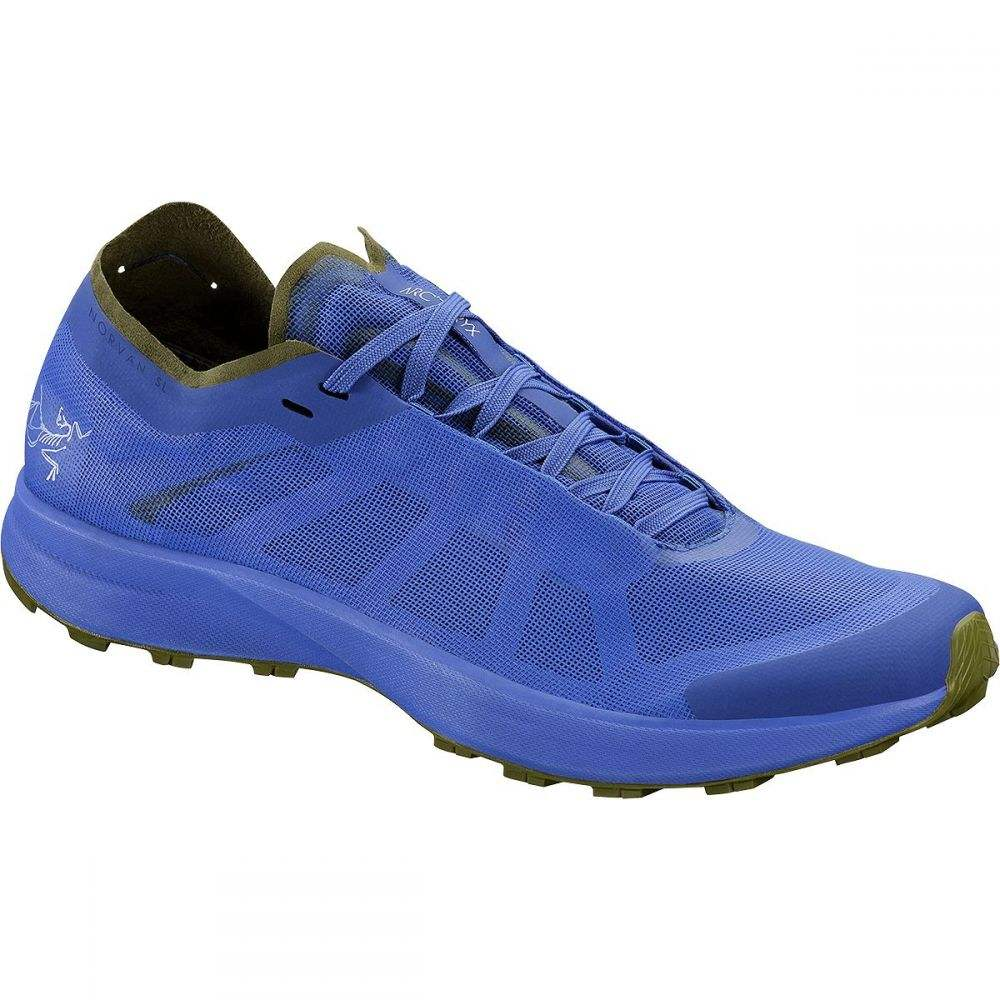 アークテリクス レディース ランニング・ウォーキング シューズ・靴 Iolite/Archipelago 【サイズ交換無料】 アークテリクス Arc'teryx レディース ランニング・ウォーキング シューズ・靴【Norvan SL Running Shoe】Iolite/Archipelago
