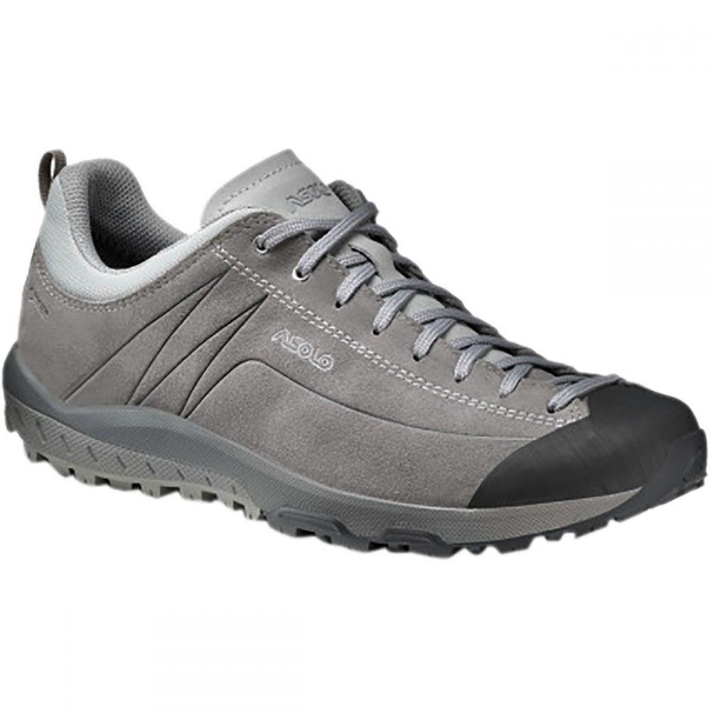 アゾロ Asolo メンズ ハイキング・登山 シューズ・靴【Space GV Hiking Shoe】Cendre