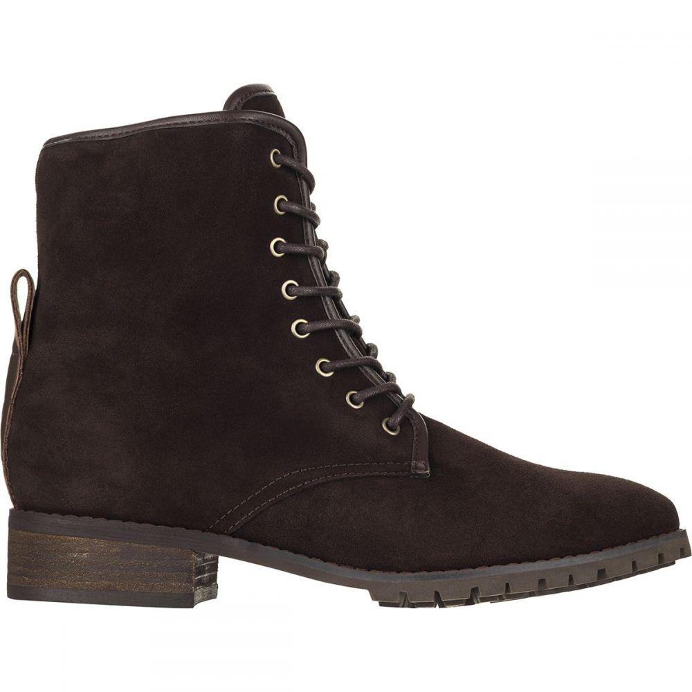 ブロンド Blondo レディース ブーツ シューズ・靴【Prima Boot】Brown Suede