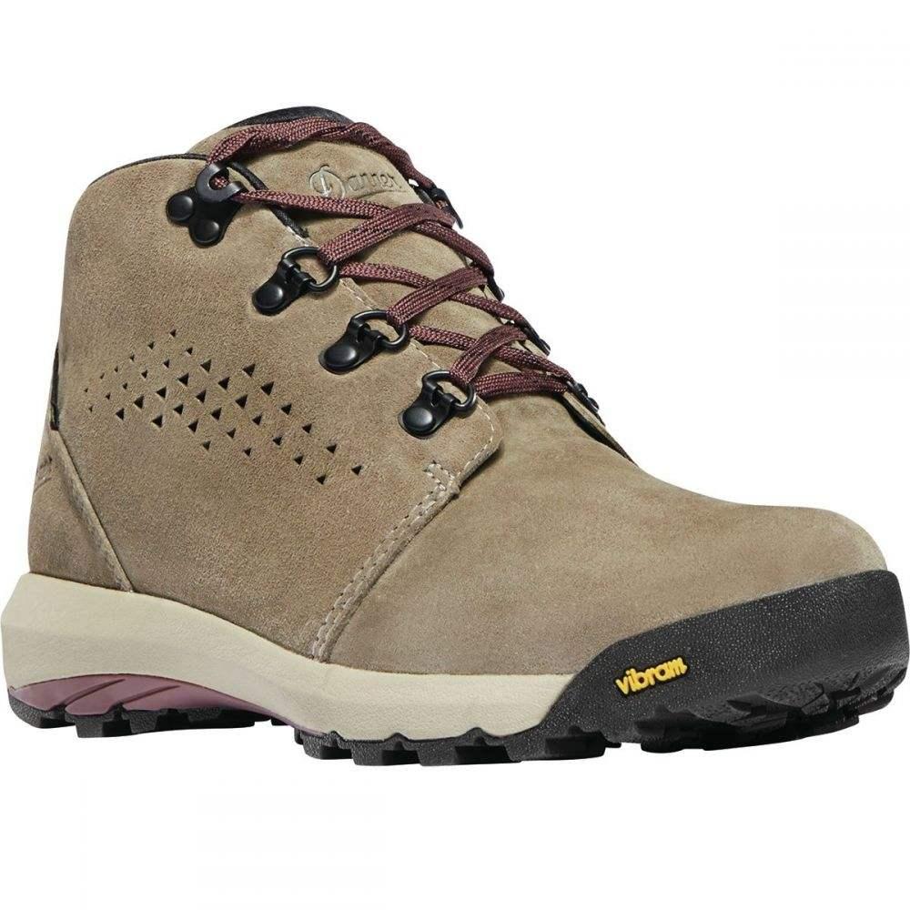 ダナー Danner レディース ハイキング・登山 ブーツ シューズ・靴【Inquire Chukka Hiking Boot】Gray/Plum