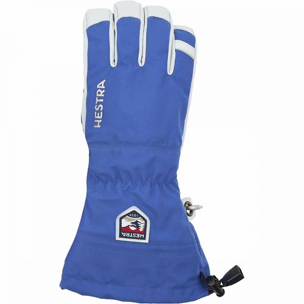 ヘスタ Hestra メンズ 手袋・グローブ 【Heli Glove】Royal Blue