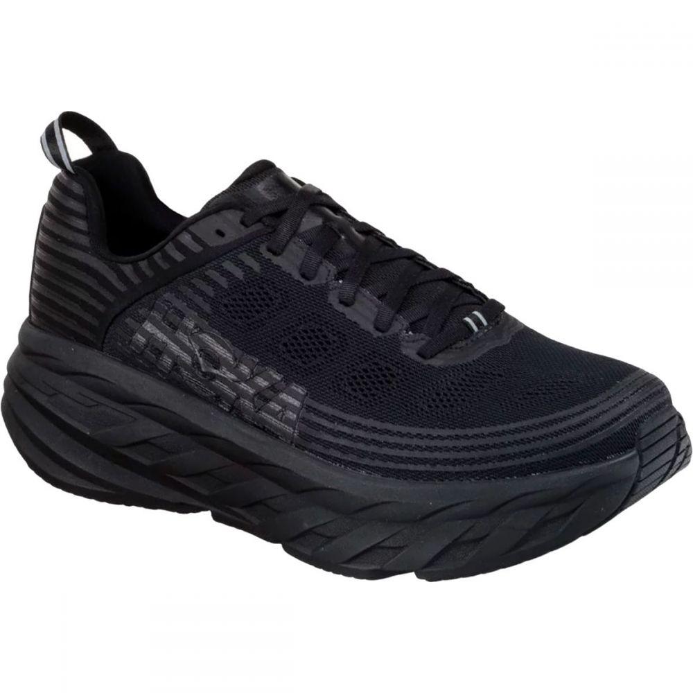 ホカ オネオネ HOKA ONE ONE メンズ ランニング・ウォーキング シューズ・靴【Bondi 6 Running Shoe】Black