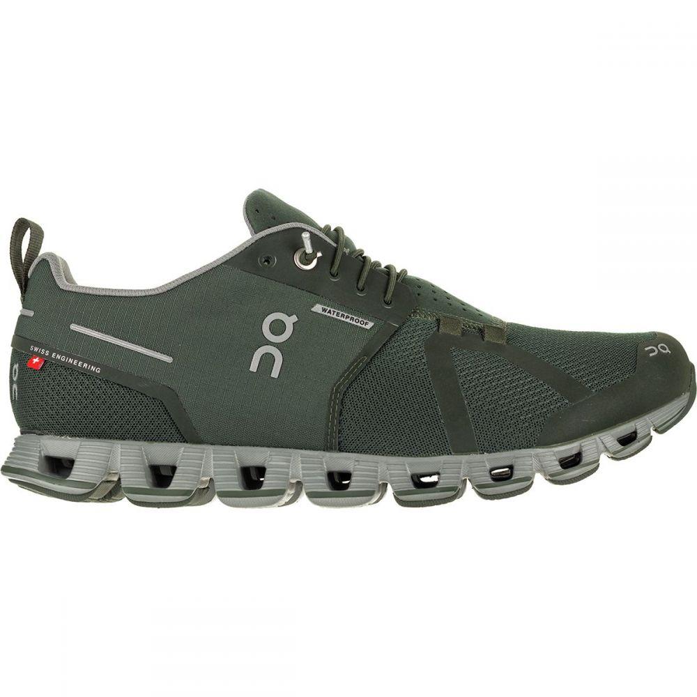 オン ON Running メンズ ランニング・ウォーキング シューズ・靴【Cloud Waterproof Running Shoe】Forest/Lunar