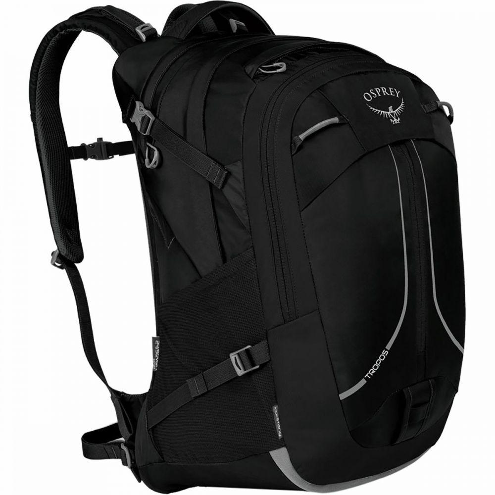 オスプレー Osprey Packs レディース バックパック リュック 新着 34L Black オンライン限定商品 バッグ Backpack Tropos