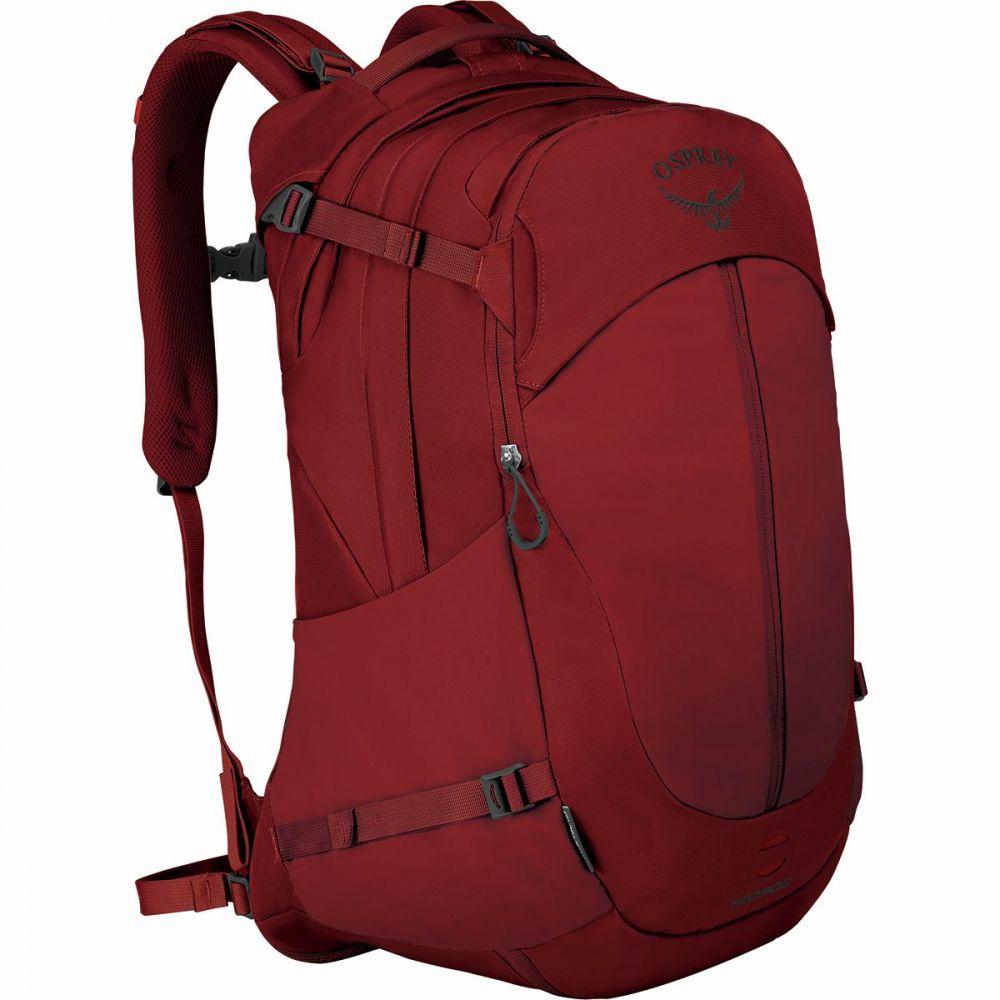 オスプレー Osprey Packs レディース バックパック・リュック バッグ【Tropos 34L Backpack】Rivet Red