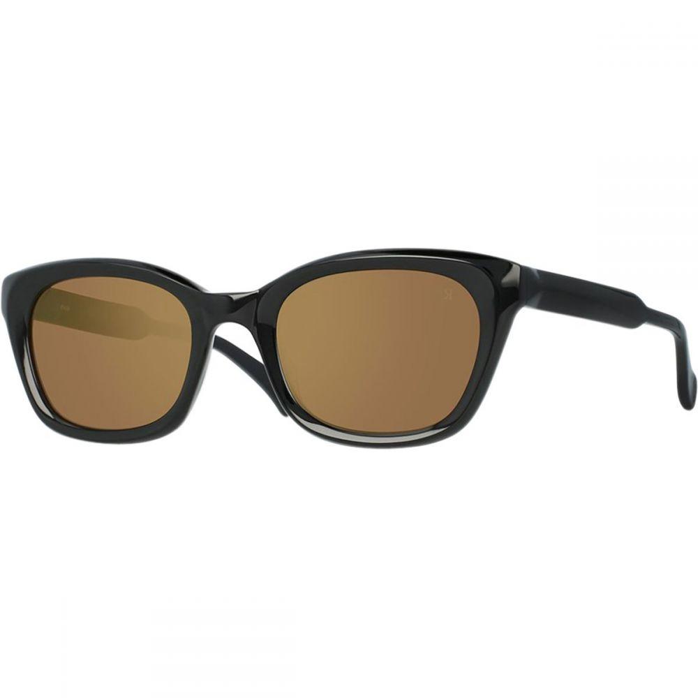 ラエンオプティックス RAEN optics レディース メガネ・サングラス 【Clemente Sunglasses】Polished Black/Carmel Mirror