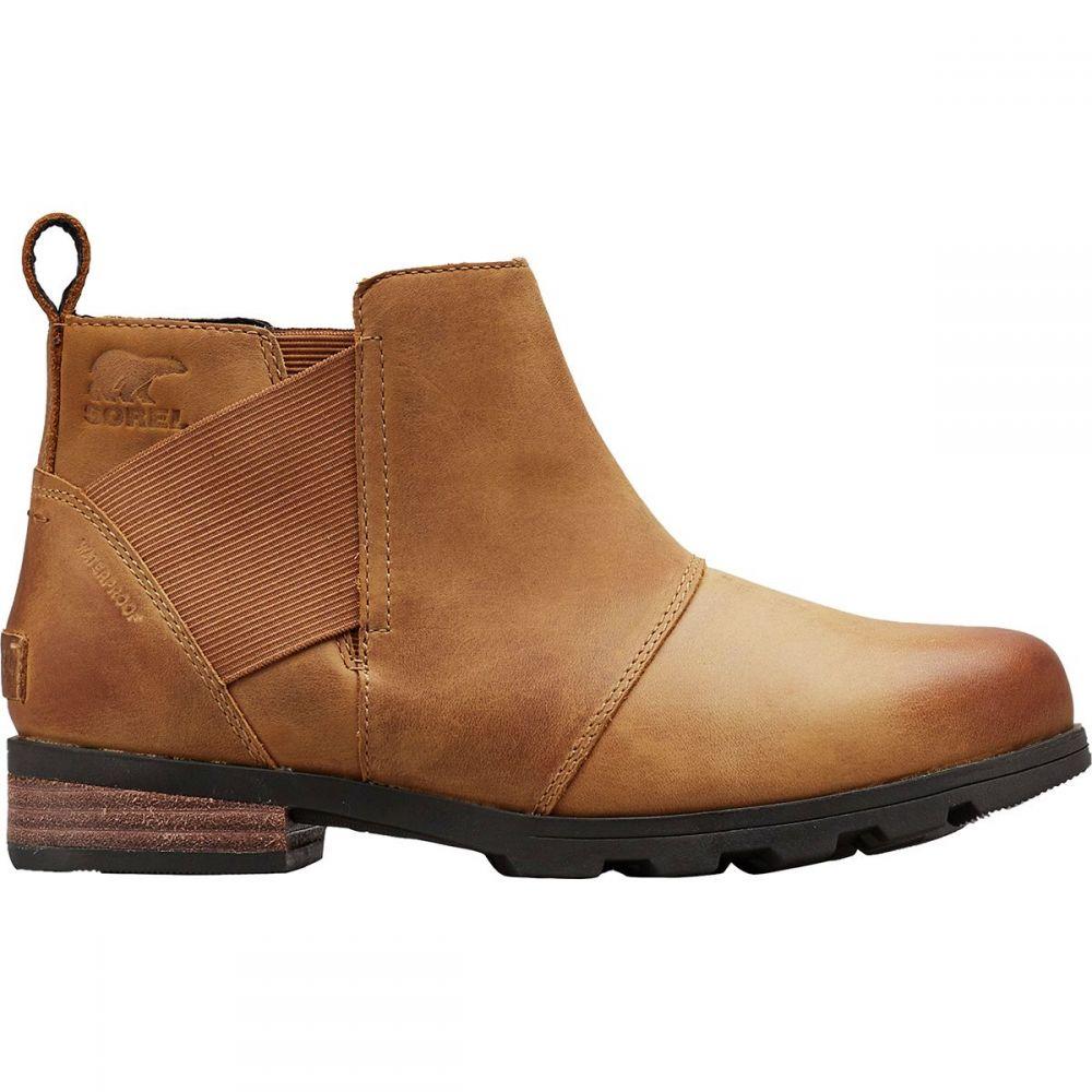 ソレル Sorel レディース ブーツ チェルシーブーツ シューズ・靴【Emelie Chelsea Boot】Camel Brown